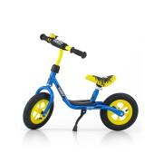 """Gyermek lábbal hajtós bicikli Milly Mally Dusty blue 10"""""""
