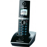 Phone, Panasonic KX-TG8051, DECT, Black (1015089)