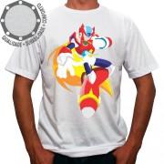 Camiseta Mega Man Maverick Hunter