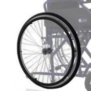 kit ruote 60cm quik release per carrozzina trasformabile in transito /