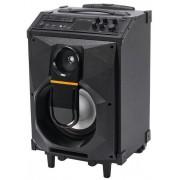 Boxa Portabila Serioux SRXTSLY40W, 40 W, Bluetooth, USB, SD, radio FM, AUX (Negru)