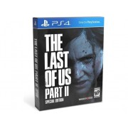 Sony Preventa Juego PS4 The Last of Us II (Special Edition - M18)