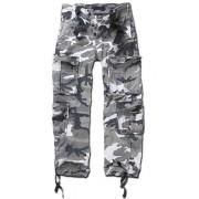Brandit Pure Vintage Pantalones Gris S
