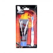 Universal Jurassic World confezione regalo spazzolino da denti1 pz + dentifricio 75 ml Per Bambini