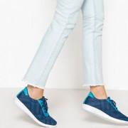 Ultra lichte bedrukte sneakers