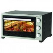 Cuptor electric Hausberg HB 9320 1420 W 38 L timer termostat 2 tavi Cadou - plasturi de detoxifiere kinoki