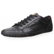 Ben Sherman Men s Mason Fashion Sneaker Black 41 M EU / 8 D(M) US