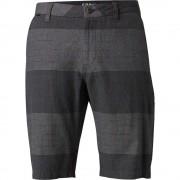 Fox Essex Plaid Pantalones cortos Negro 36