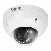 Camera supraveghere Dome IP Vivotek FD8335H, 1 MP, IP66, IK10, 3 - 9 mm