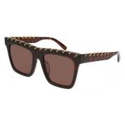 Stella McCartney SC0128SA Asian Fit Sunglasses 002