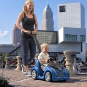 Push Around Buggy GT (blauw)