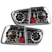Stopuri cu LED Seat Ibiza 6K 99-01 crom