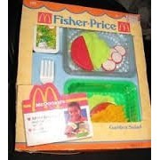 1988 Fisher Price Garden Salad by Fisher-Price