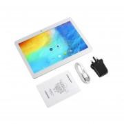 "TECLAST X10 10.1"" Quad Core 1280x800 Tablet PC Con Wifi Bluetooth Integrado En El 3G De Plata"