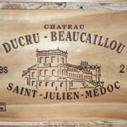 Chateau Ducru-Beaucailou, Saint-Julien Chateau Ducru-Beaucailou 2008 Chateau Ducru-Beaucailou