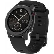 "Smartwatch Xiaomi Amazfit GTR, Display AMOLED 1.2"", Bluetooth, GPS, Bratara Cauciuc 42mm, Android/iOS (Negru)"
