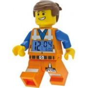 LEGO Réveil pour enfant Lego The Movie - Emmet 24 cm