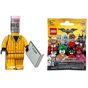 The Lego Batman Movie Mini Figure Series Eraser (Eraser) ?71017-12?