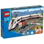 Lego Klocki konstrukcyjne City Superszybki Pociąg Pasażerski 60051