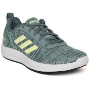 Adidas Women's Videll Green Sports Shoes