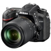Digital Camera D7200 Kit 18-105mm VR + Втора Батерия + Карта памет 64GB LEXAR