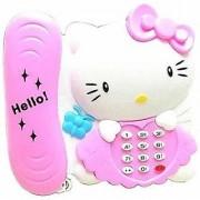 Hello kitty toy phone