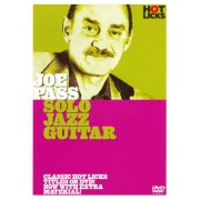Joe Pass: Solo Jazz Guitar [DVD]