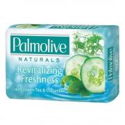 Sapun Solid PALMOLIVE Revitalizing Freshness, Greutate 90 g, Parfum de Castravete si Ceai Verde, Sapun Solid Palmolive, Sapun Solid Palmolive, Sapun Solid Castravete, Sapun Solid Fresh, Sapunuri Solide
