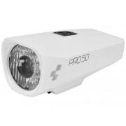 Cube Pro 50 Frontscheinwerfer weiß 2017 Batterielichter vorne