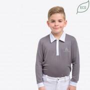 Cavalliera Polo de concours Manches Longues Cavalliera GENTLEMAN, enfant