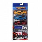 Wonder Wheel Die Cast Car Gift Pack (Set of 5) for kidz. (Multicolor)