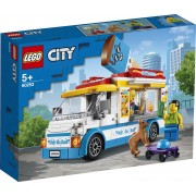 Lego City Great Vehicles (60253). Furgone dei gelati