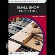 Video Delta Fine Woodworking Wor-Small Shop Pro - DVD
