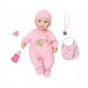 Zapf Creation Baby Annabell Кукла многофункциональная 43 см