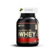 Proteina din zer on gold standard 100% whey chocolate mint 2.2kg OPTIMUM NUTRITION