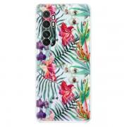 Odolné silikonové pouzdro iSaprio - Flower Pattern 03 - Xiaomi Mi Note 10 Lite