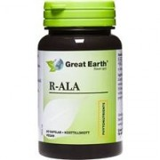 Great Earth R-ALA 100mg 60 kapslar