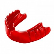 Adidas Gebitsbeschermer Opro Gen4 - Snap-Fit - Rood - Senior