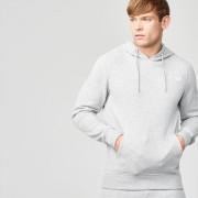 Myprotein Tru-Fit Zip Pullover Hoodie - Grey - XXL - Grey