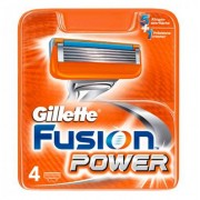 Gillette Fusion Power - 4 pack