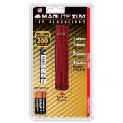 Maglite XL50 LED Röd