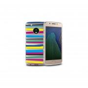 Funda Para Celular Motorola Moto G5 Plus - Lineas
