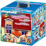 Playmobil 5167 Hordozható családi ház