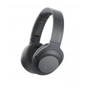 Sony WHH900N Cuffie Over-Hear Stereo Bluetooth Digital Noise Cancelling Hi-Res Audio Controllo Touch con Microfono Integrato Nero