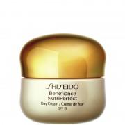 Shiseido benefiance nutriperfect day cream spf 15 crema viso giorno antirughe 50 ML