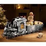 Nostalgie-Wagons, 45 x 33 x 38 cm, 2 Stück