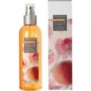 Atkinsons English garden peach flowers - acqua profumata per il corpo donna 200 ml vapo