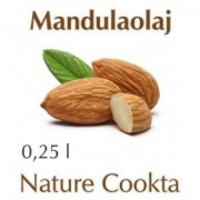 Nature Cookta Mandulaolaj - 250ml