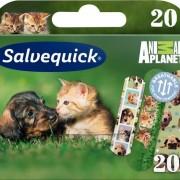 Salvequick Animal Planet 20 st