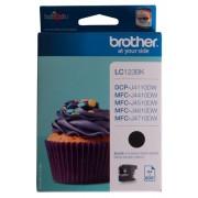 Brother LC123BK Origineel Inktcartridge Zwart